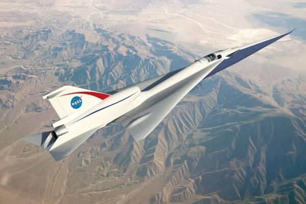 新型飞机囹�a_475亿美元的合同,用于制造新型超声速x-plane飞机,并计划于2021年底
