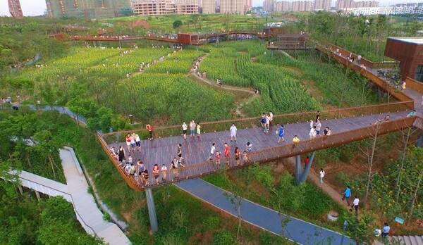 协会也变都市?设计师带你装饰农田田园风光重庆室内设计领略公园图片