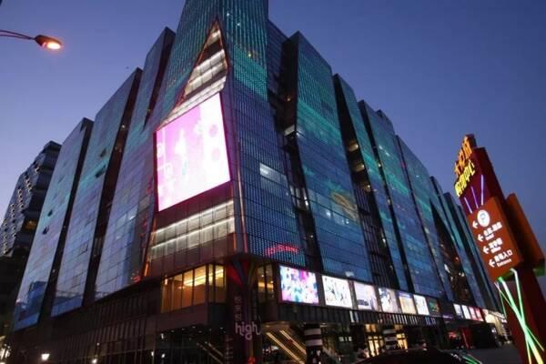 我们先目睹一下其他城市大悦城的风采 北京西单大悦城 未来,台东片区