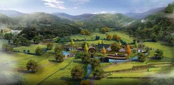 新农村景观设计需要注意的几点_建科园林景观