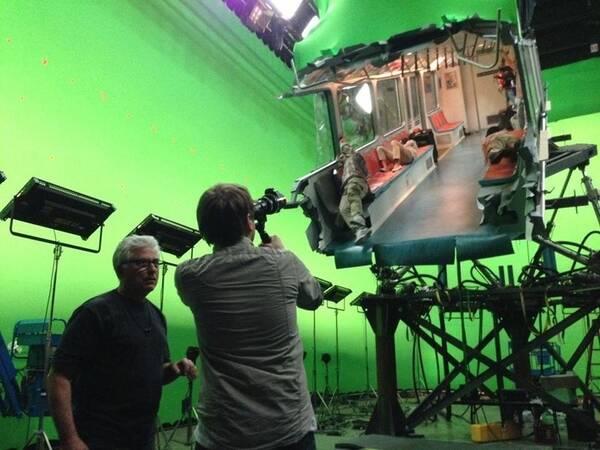 好莱坞电影后期制作_好莱坞内部拍摄的花絮,让你了解大电影是怎么制作的