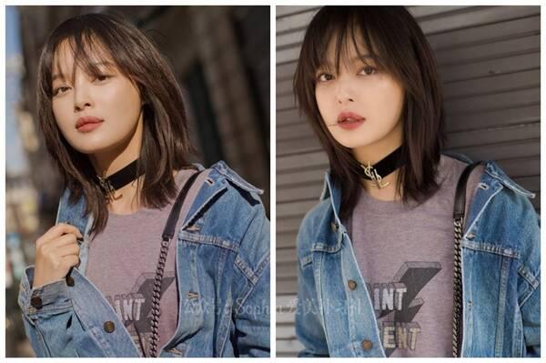 发型避坑 | 辛芷蕾发型,高俊熙短发……这些热门发型图片
