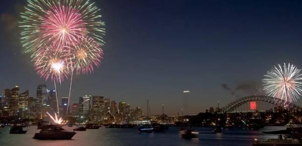 悉尼跨年烟花攻略# 最好的位置都在这里啦!要看就看图片