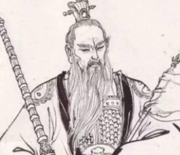 韬略鼻祖 兵家之宗 吕尚姜子牙图片