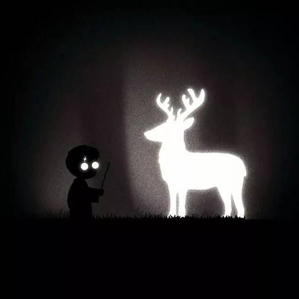 手绘怎么画出发光