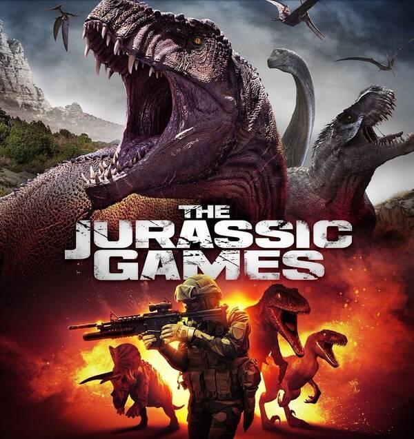 恐龙科幻电影大全_侏罗纪游戏近日又部科幻动作电影 高科技恐龙山寨片