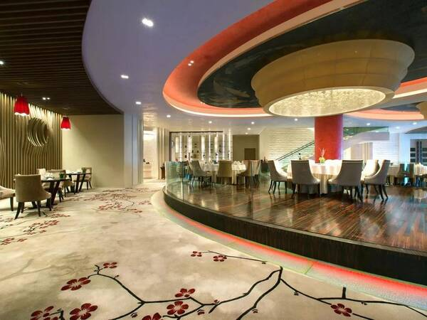 采悦轩中餐厅做为千岛湖唯一一家位于五星级酒店内的高水准粤菜餐厅.