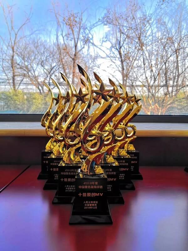 创意团队奖项名称_第二届\