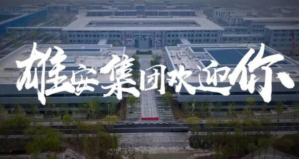 中国雄安集团2019校园招聘公告