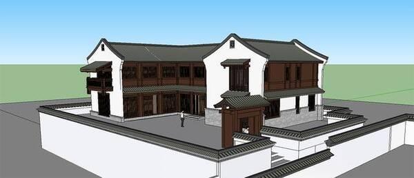 继传统,承国风,这处中式别墅设计,古色生香,美轮美奂