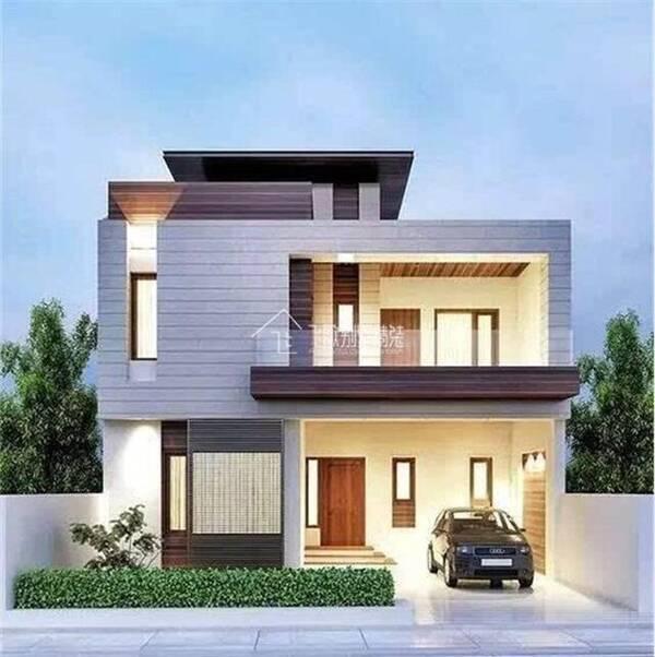 13套2层新颖精致小别墅设计户型,经济实惠上档次图片