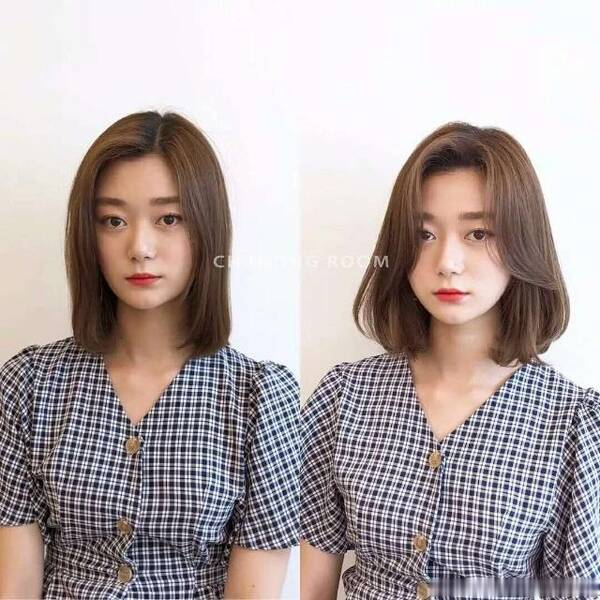 不挑脸型不挑年龄的万能短发发型!总有一款是你的最爱!图片