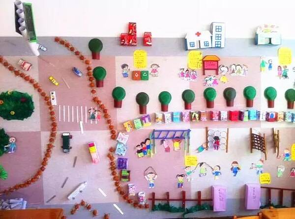 小小传承人:幼儿园环创,主题墙环境布置,幼师绝对用得
