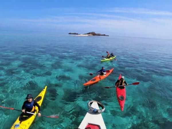 2018海南亲水运动季-环海南岛国际皮划艇巡回赛暨千人