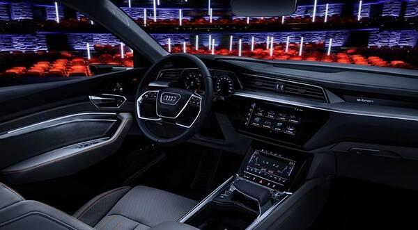 奥迪未来的车型互联性将进一步增强,为打造娱乐空间提供了先决条件.