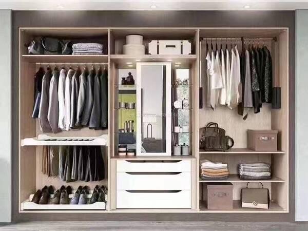 阜宁装修各种衣柜结构图,如果你喜欢,拿走不谢