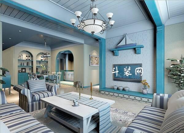 遂宁装修公司2018最流行的客厅斗装网设计出来了!