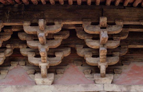 【古建中国】古建筑的斗拱结构,究竟是什么原理?
