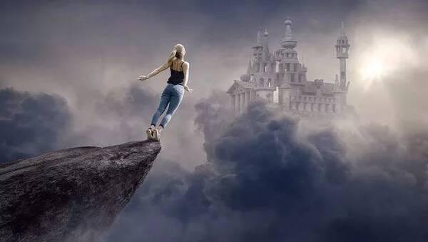 梦从高处摔下去