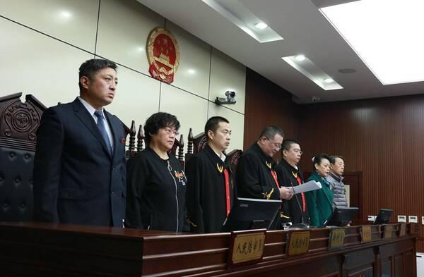 """用""""钉钉""""管理黑社会,青岛""""台东瑶瑶""""被判刑25年"""