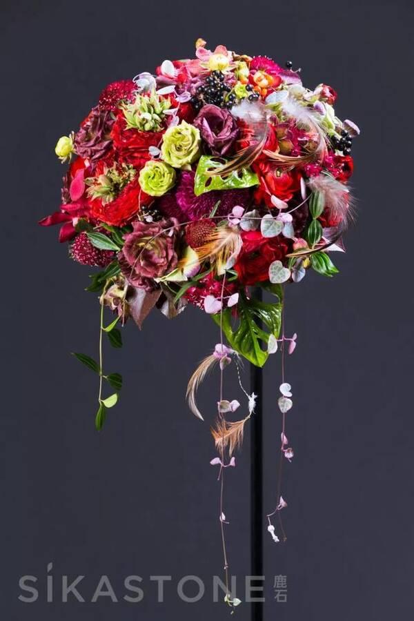 从花艺小白到慈善晚宴,从概念到实操,我们都齐了!