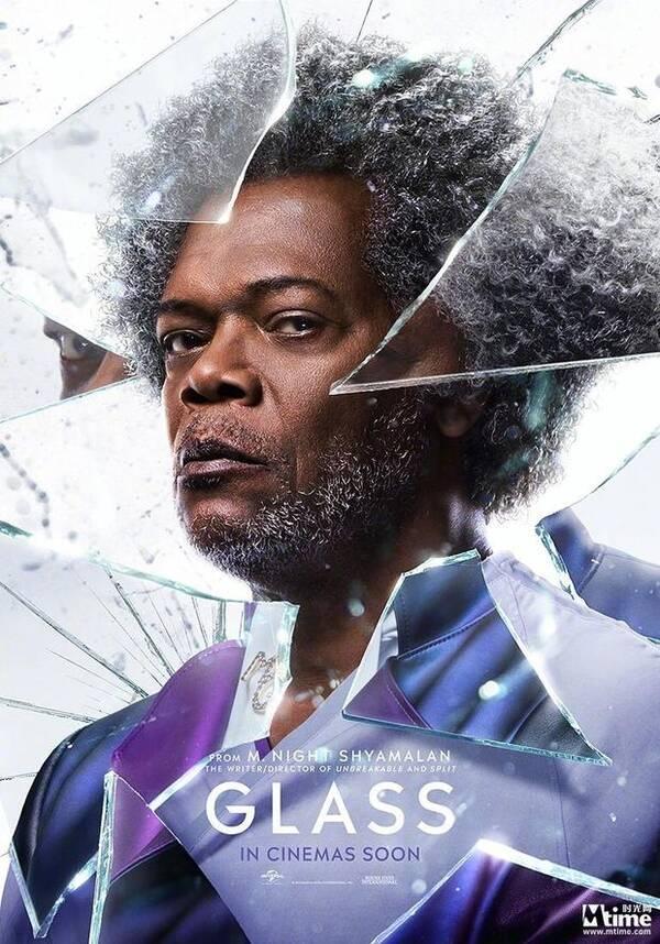布鲁斯威利斯惊悚片《玻璃先生》发海报 沙马兰惊悚片