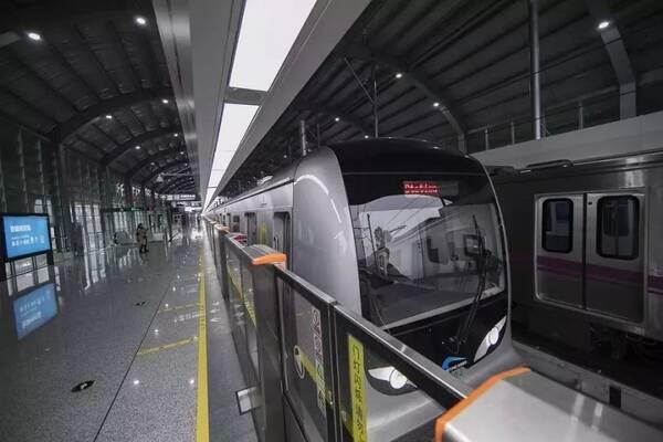 成都地铁3号线二三期,有轨电车蓉2号线