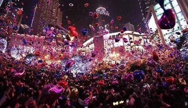 南昌融创乐园《中国好声音》跨年夜,倒计时3天!图片
