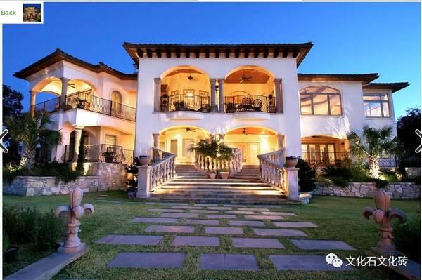 什么是最受别墅,自建房欢迎的材料?莫过于文化石和景观树!