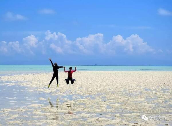 海上天堂里的吉普赛人-----曼达布安岛上的巴瑶族