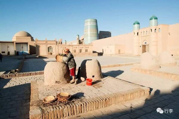 通往撒马尔罕的黄金之路【行李·乌兹别克斯坦巡礼
