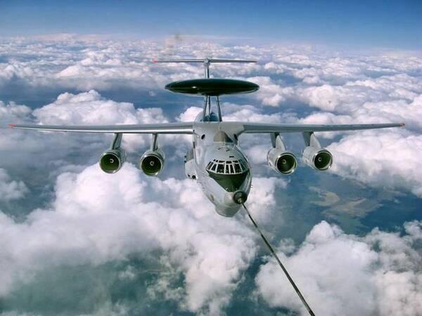 印度空军只有三架预警机可用,随时都会被中国打瞎