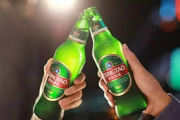 黄晓明空降!今天,青岛啤酒再次抓住世界的目光!
