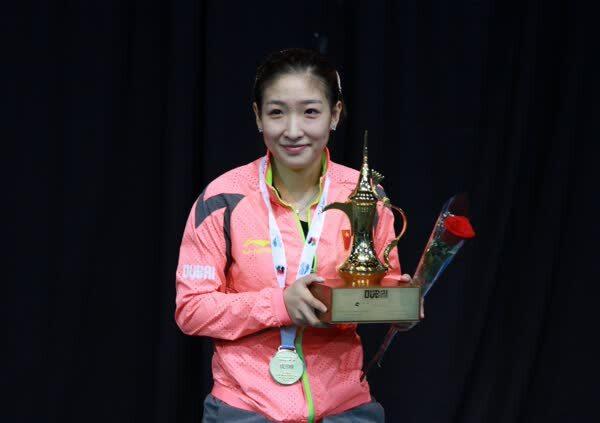 2017年乒乓球亚洲杯名单:樊振东朱雨玲领衔头号种子