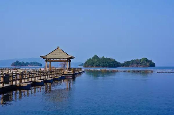 摄影/天山长老 摄影/天山长老 摄影/天山长老 庐山西海,千岛湖之湖