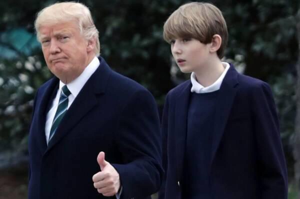 不管怎么说,巴伦已经成长为一个很棒的小绅士,期待这个小男孩未来的
