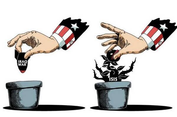贼喊捉贼!一边反对该势力建国,一边却暗中相助,美国意欲何为?图片