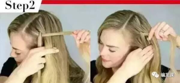 编发:中学生发型怎么编发最好看?酷酷的拳击辫就很