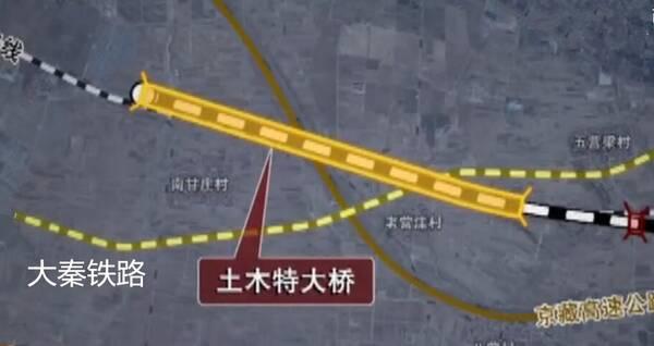 其中,大秦线为大同至秦皇岛的双线电气化铁路,是世界上最繁忙的一条