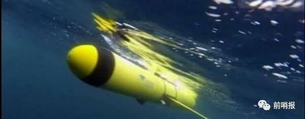 水下滑翔机助力中国海洋维权
