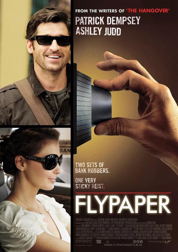 捕蝇纸 flypaper (2011)