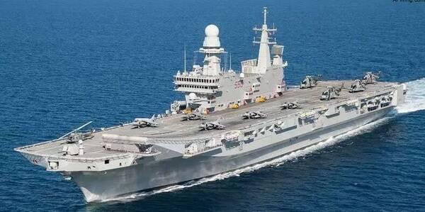 独家|美国提出4万吨级航母概念 歼31上舰有希