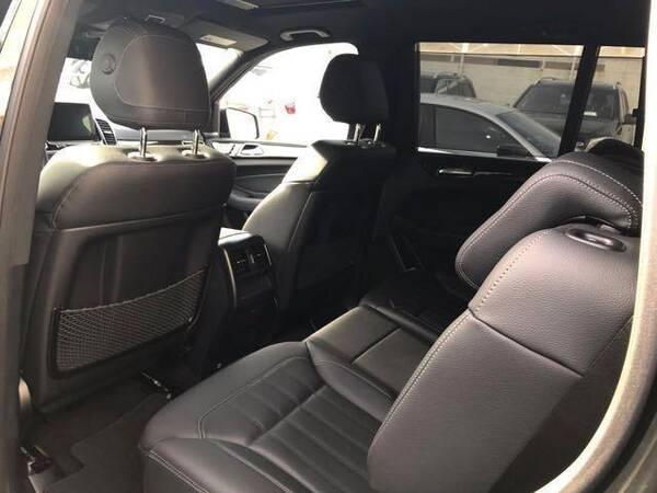 18款奔驰GLS450美规版城市大型豪华SUV