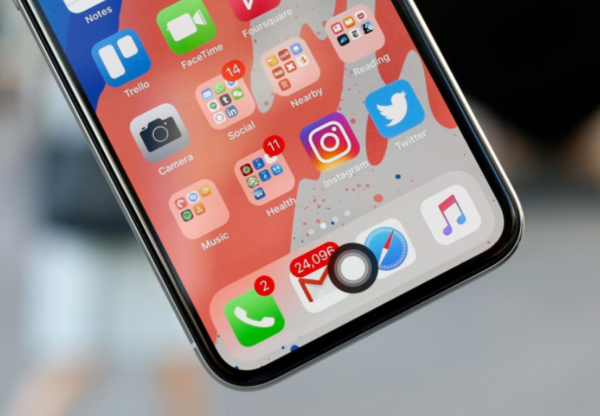 iPhoneX显示屏很高级未来千