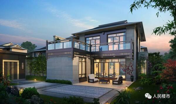 远离世俗与浮躁 新环境下宝华新中式院落别墅如何宁静图片