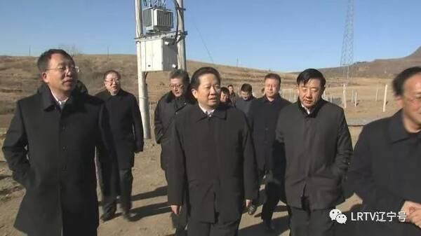 12月4日至5日,省委书记陈求发来到葫芦岛市建昌县,深入农村,企业,学校