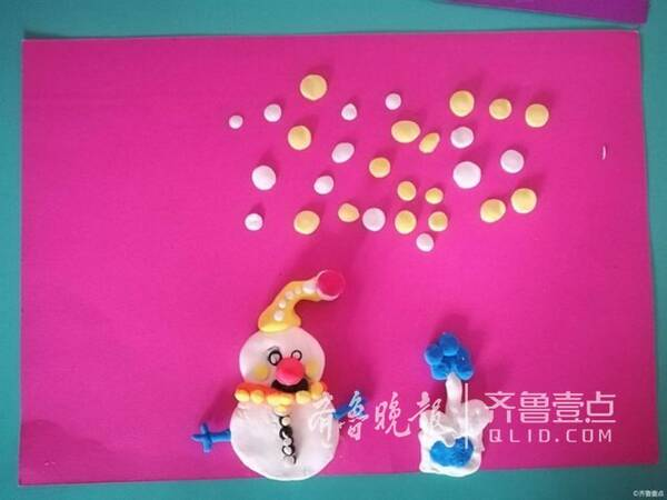 济南市长清区实验幼儿园为加大小朋友们对中国二十四节气的认识和了解图片