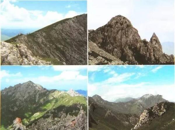 定西在线——漳县旅游景点大观之一:陇上雪域露骨山图片