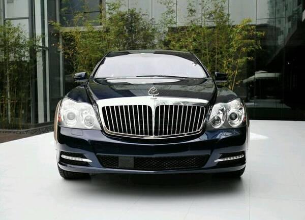 马云最爱的座驾 车标都值33万,如今停产照样比幻影有面