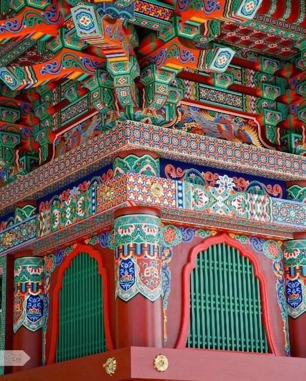 斗拱:精妙的古建筑结构